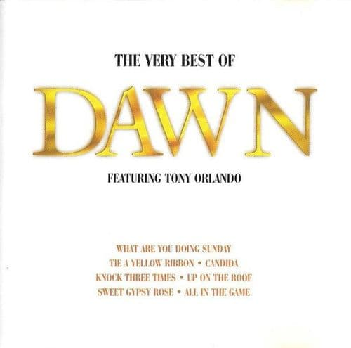 Dawn  Featuring Tony Orlando<br>The Very Best Of Dawn Featuring Tony Orlando<br>CD, Comp
